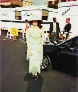 Laura Ann Tull as a Wedding Guest in the Princess Diaries