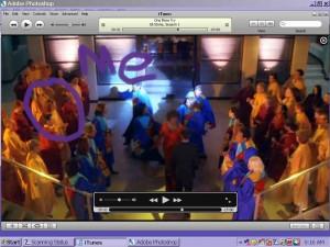 Episode 5 Eli Stone Choir Scene