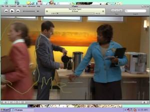 Episode 3 Eli Stone- Me in the orange suit
